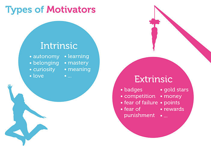 chapter motivation gamification at work designing engaging  intrinsic and extrinsic motivation