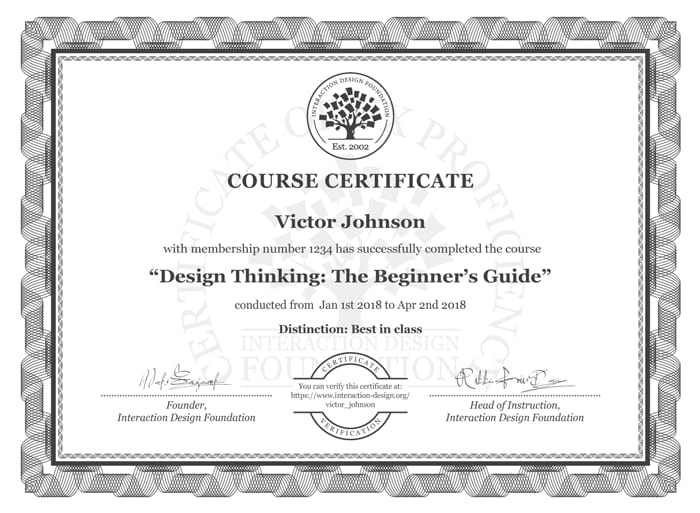 Design Thinking The Beginners Guide Interaction Design Foundation