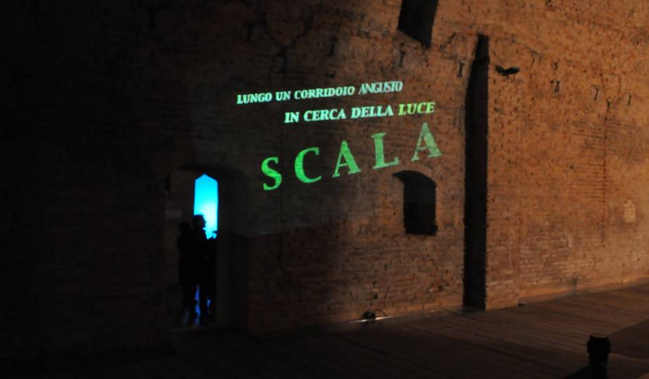 The pilgrimage route based on light in the Museum Complex Santa Maria della Scala