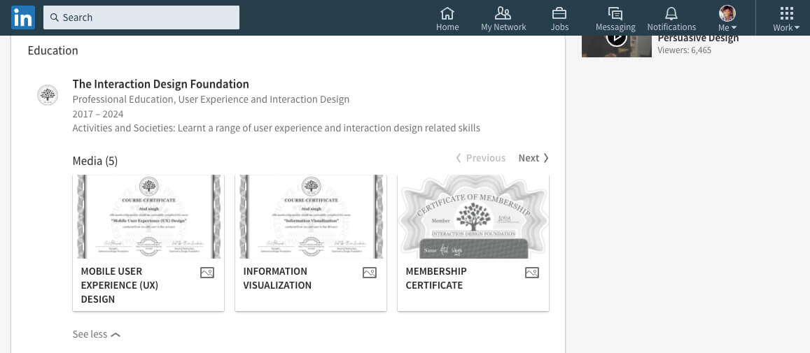 7 Reasons to Join IDF and Learn UX Design | Interaction
