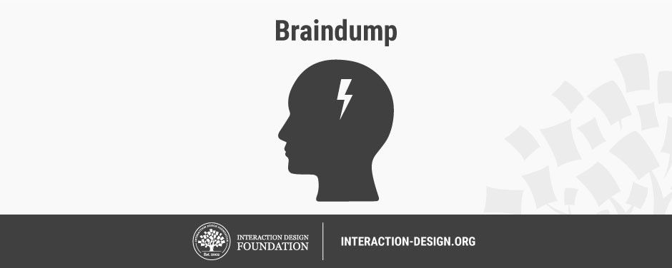 What Is Brainstorming Interaction Design Foundation