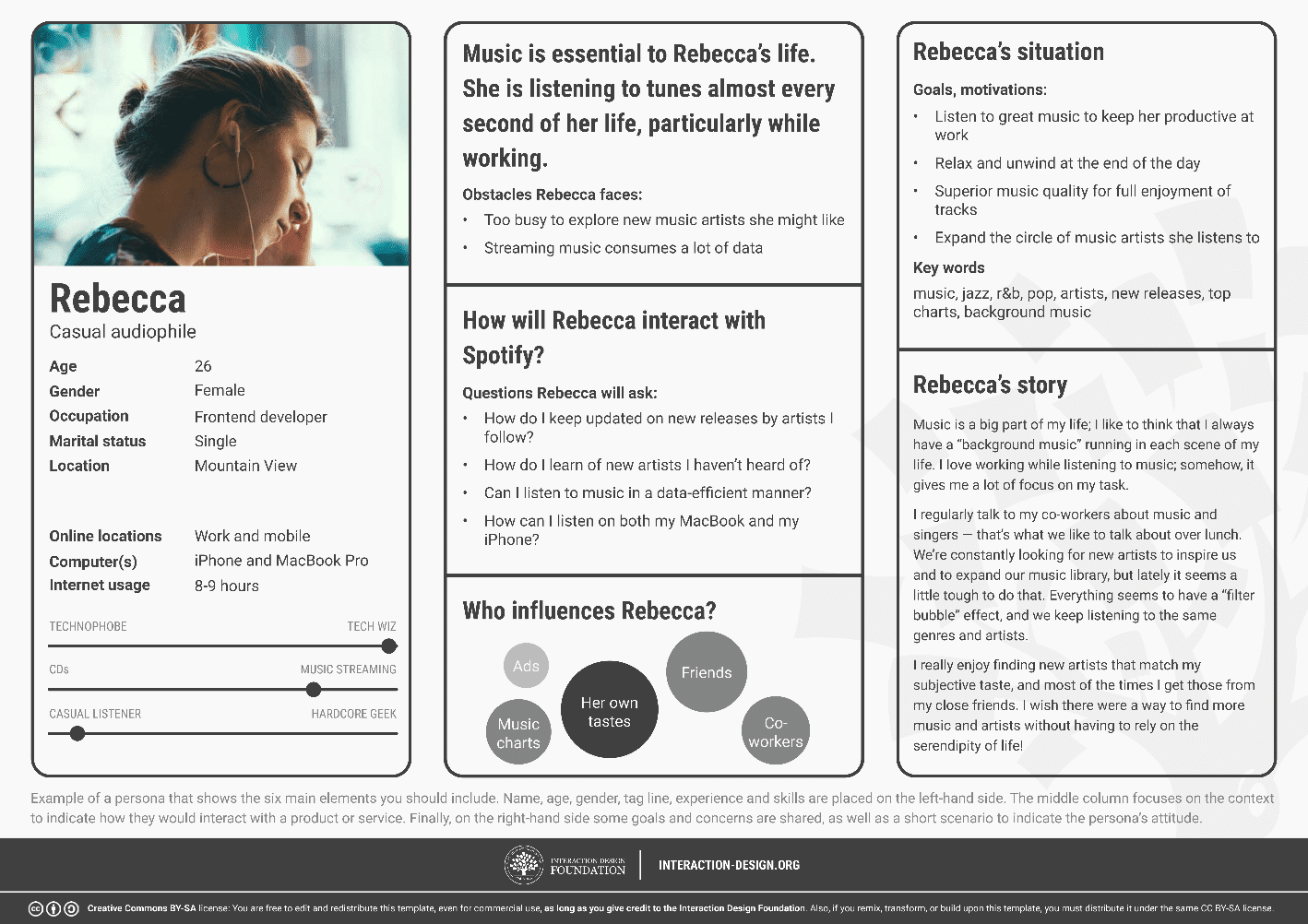 What Are User Scenarios Interaction Design Foundation Ixdf