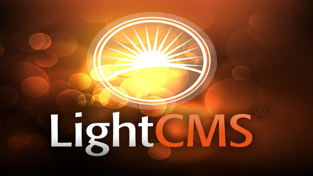 Web Design Content Management Systems:LightCMS