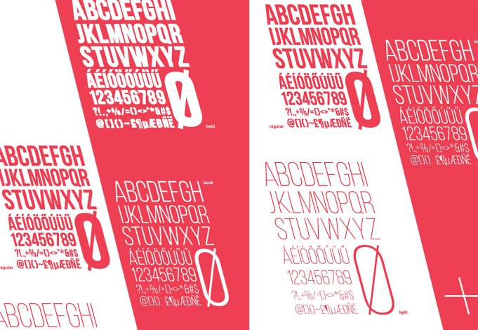 100's of great Free fonts!