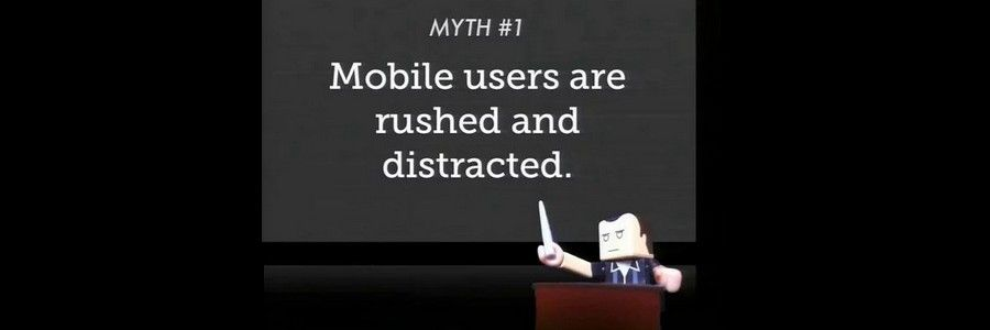 The Myths of Mobile Design and Why They Matter