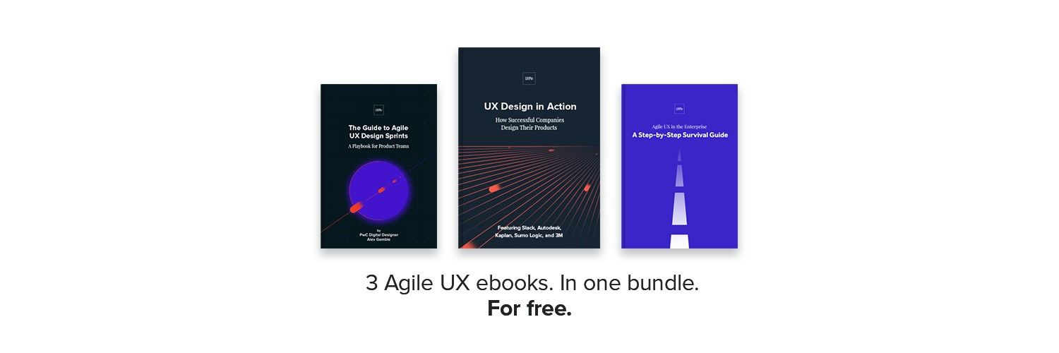 Free E-book Bundle: Agile UX Best Practices