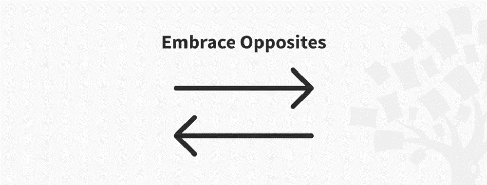 Ideation Method: Embrace Opposites