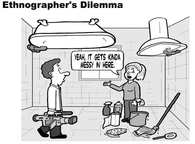 how to become an ethnographer