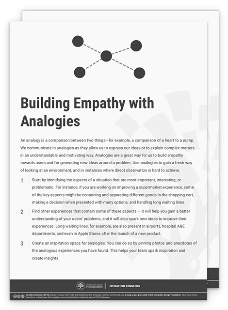How To Develop An Empathic Approach In Design Thinking Interaction